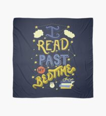 I Read Past my Bedtime Scarf