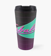 Tubular - Full Travel Mug