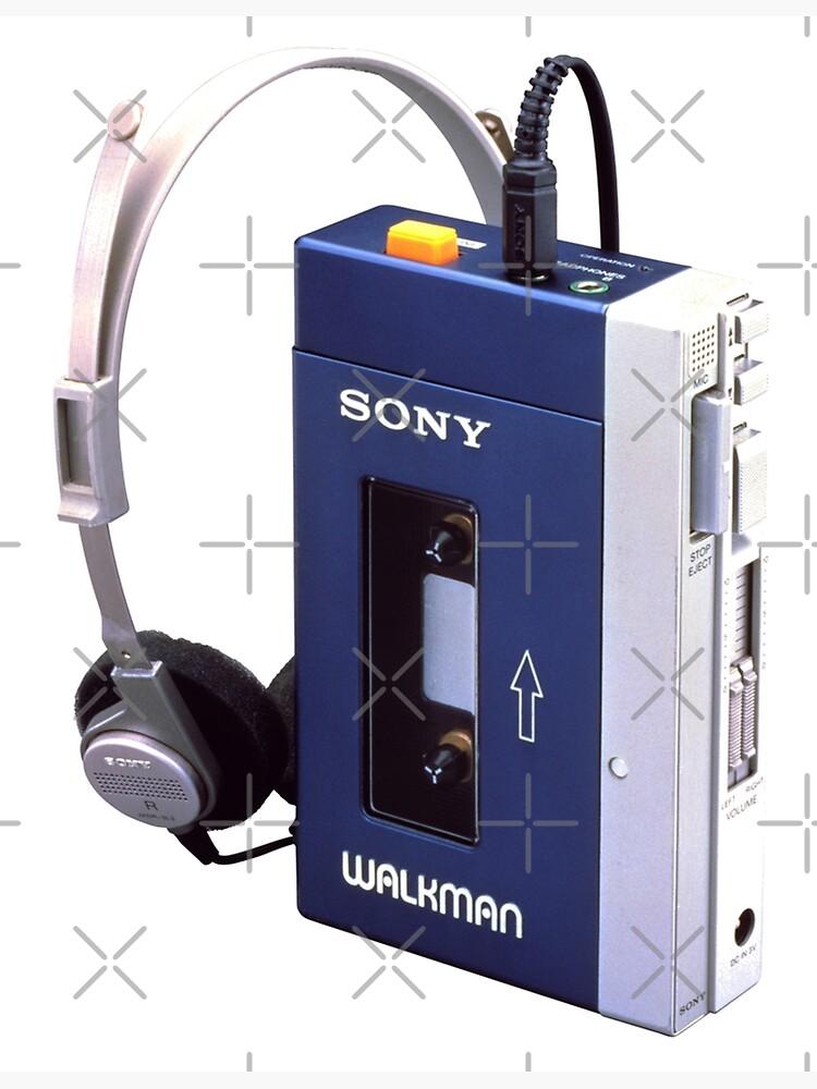Sony Walkman by surrealitee
