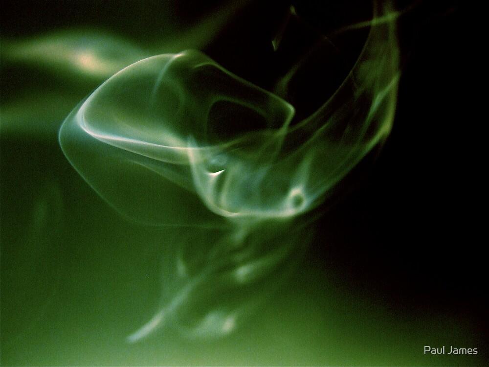 Smoke #6 by Paul James