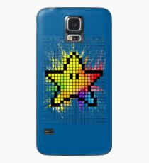 Exploding star. Case/Skin for Samsung Galaxy