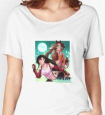 FF7 Girls Women's Relaxed Fit T-Shirt