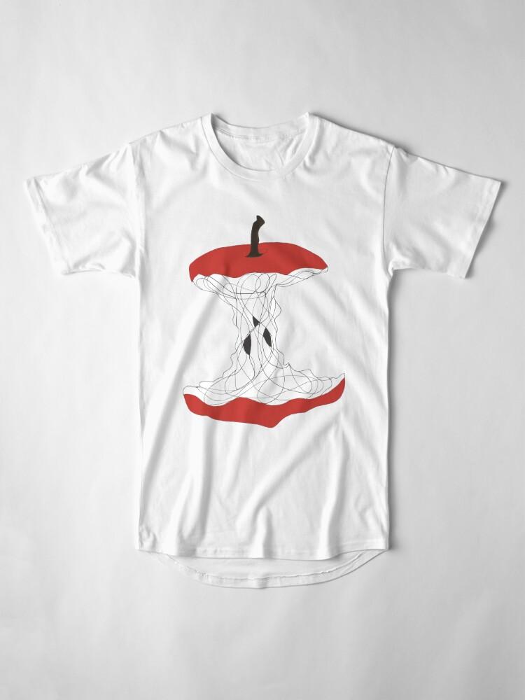 Alternate view of apple Long T-Shirt