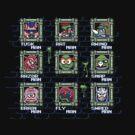 Teenage Mutant Mega Turtles (MIKEY) by LocoRoboCo