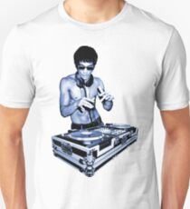 DJ BRUCE LEE Unisex T-Shirt