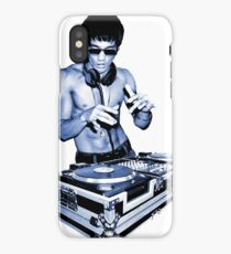 DJ BRUCE LEE iPhone Case/Skin
