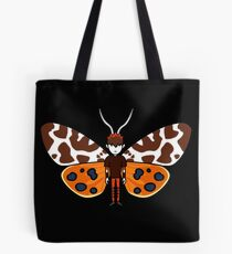 Mothboy02(b) Tote Bag