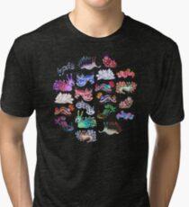 NUDIBRANCH Tri-blend T-Shirt