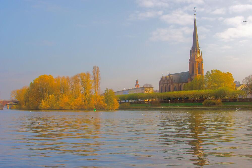 Frankfurt Cathedral by richymac