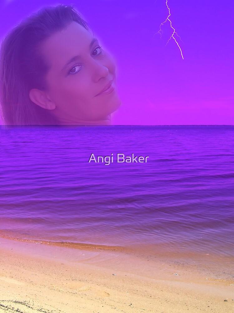 """""""AMAZED"""" by Angi Baker"""