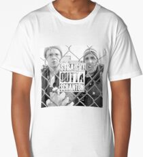 The Office Straight Outta Scranton Long T-Shirt