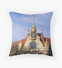 Leipzig Throw Pillow
