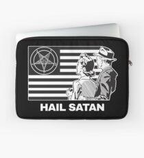 Hail Satan 666 T-Shirt Laptop Sleeve