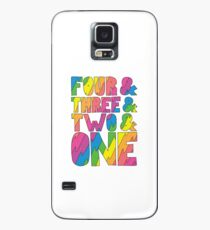 Broad City Intro Countdown Case/Skin for Samsung Galaxy