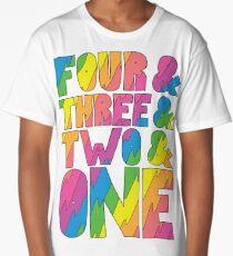Broad City Intro Countdown Long T-Shirt