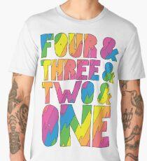 Broad City Intro Countdown Men's Premium T-Shirt