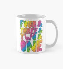 Broad City Intro Countdown Classic Mug
