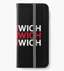 GREENWICH iPhone Wallet/Case/Skin