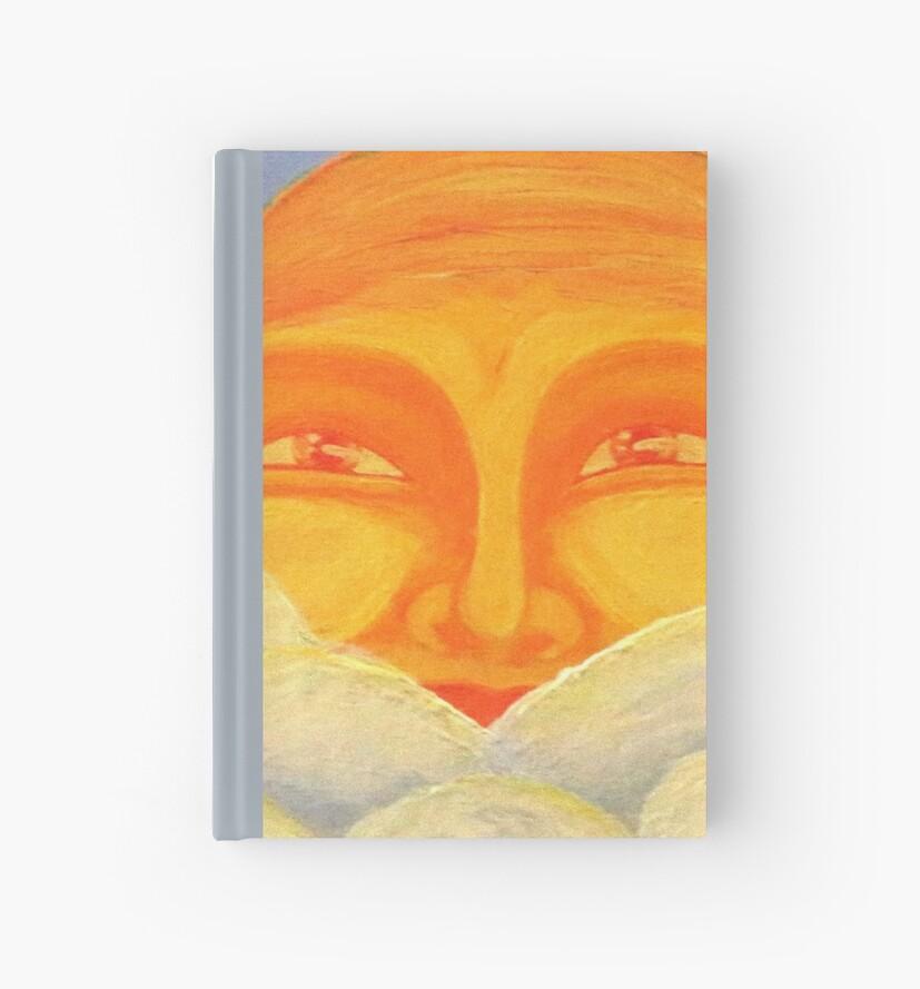 'Celestial 2016 #2' Hardcover Journal