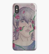 Roses and Keith (Voltron) iPhone Case/Skin