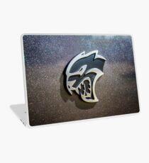 Dodge Hellcat emblem  Laptop Skin