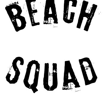 Beach Squad by mania