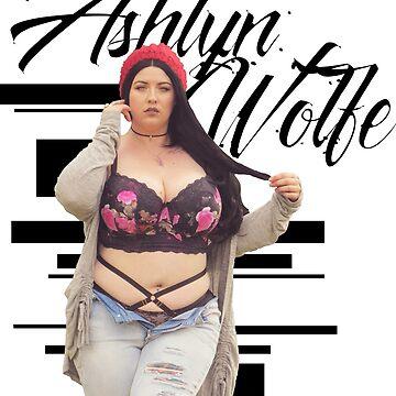 Ashlyn Wolfe - Geometric by GypsyFuzzDesign
