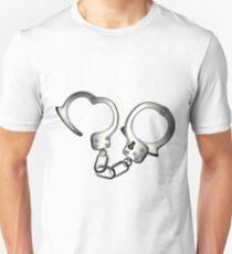 Handcuffs Unisex T-Shirt