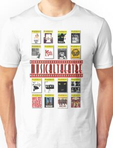 Musical Theatre! Unisex T-Shirt