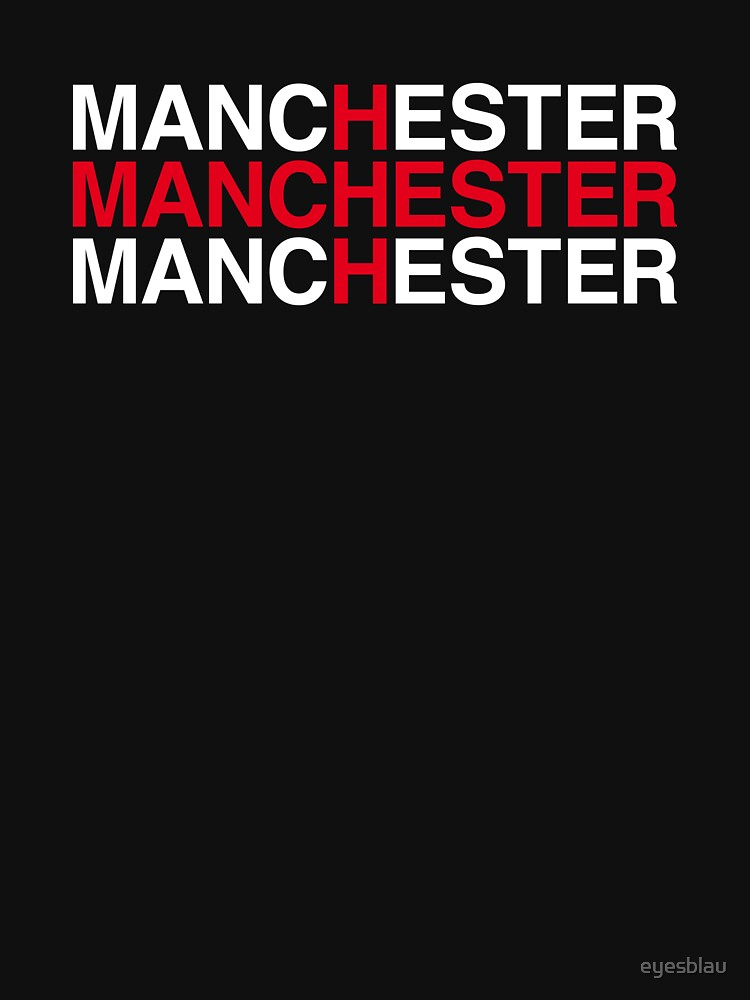 MANCHESTER by eyesblau