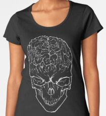 Cats in the Brain (Redux) Women's Premium T-Shirt