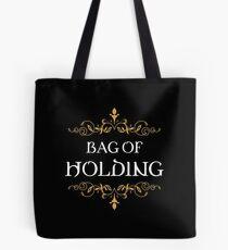 Tasche des Holding-RPG-Süchtigen Tote Bag