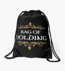 Bag of Holding Tabletop RPG Addict Drawstring Bag