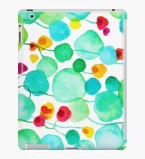 Kapuzinerkresse iPad-Hülle & Klebefolie