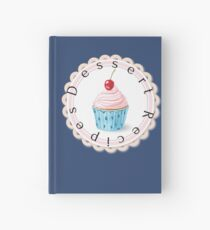 Dessert Recipes Journals and Notebooks Only Hardcover Journal
