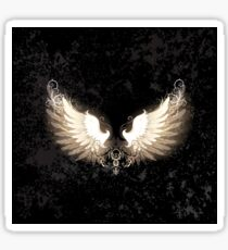 Light Wings ( White Wings ) Sticker