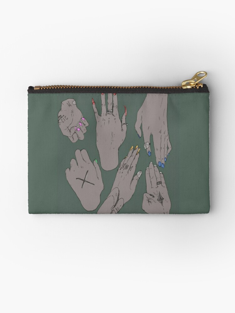 Witch Hands by giannameola