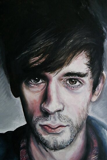 Self portrait by Andrew Taylor