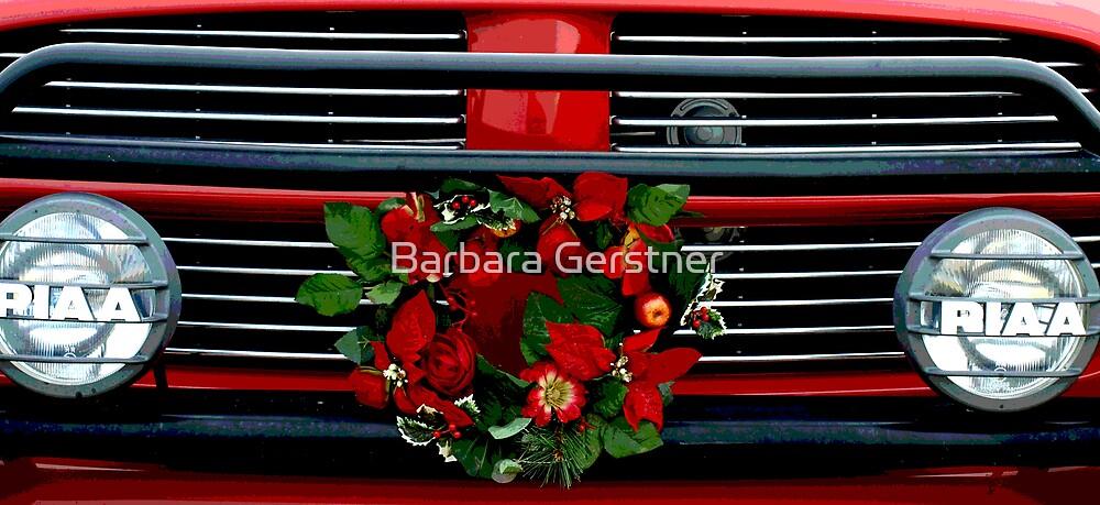 Redneck Christmas by Barbara Gerstner