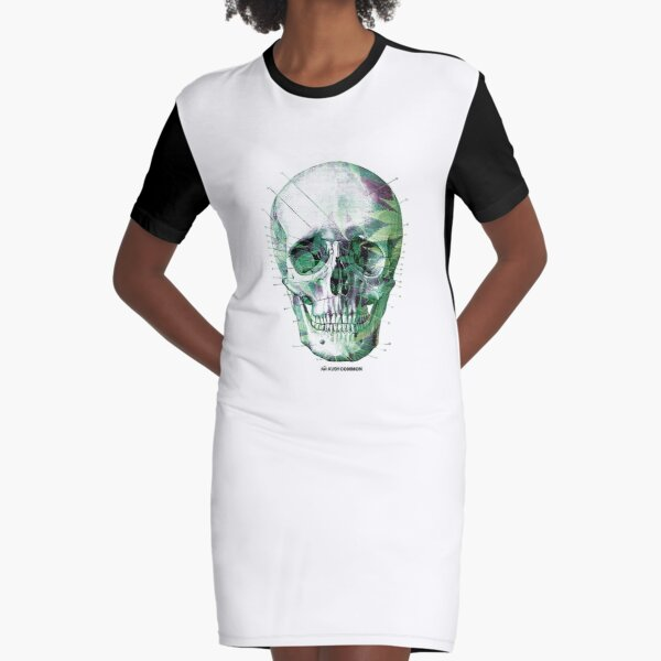 Pot Head Graphic T-Shirt Dress