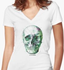 Pot Head Fitted V-Neck T-Shirt