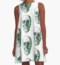 Pot Head A-Line Dress