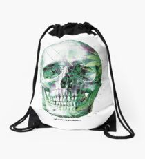 Pot Head Drawstring Bag