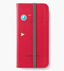 Pokédex iPhone Wallet/Case/Skin