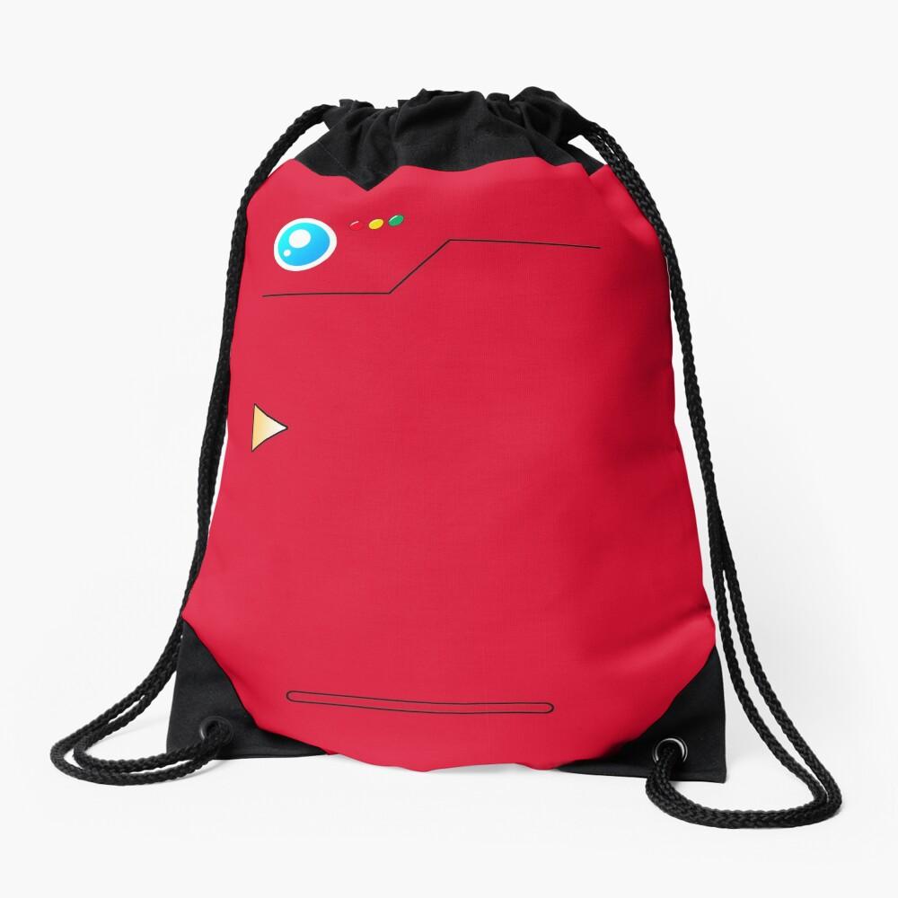 Pokédex Drawstring Bag