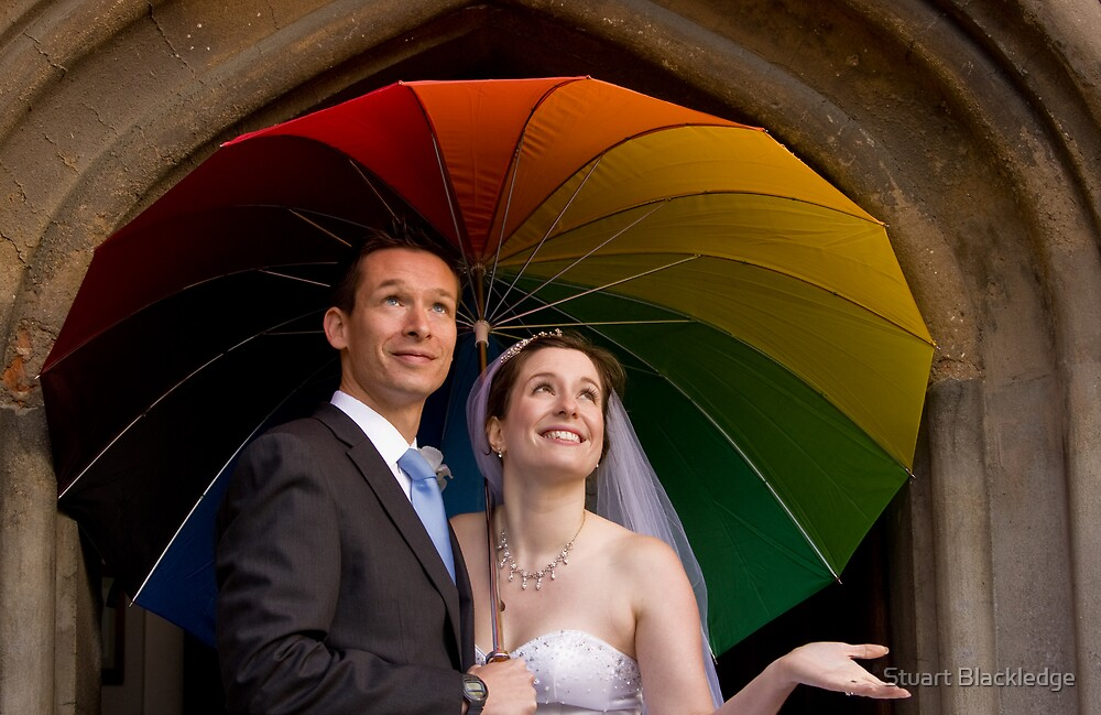 Somewhere over the rainbow by Stuart Blackledge