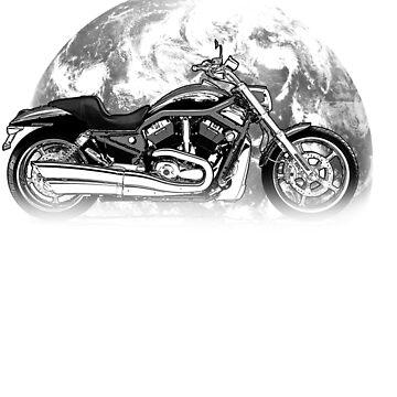 Motorcycle2 by Miraart