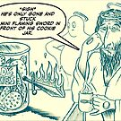 God's cookie jar by Andrew Ledwith