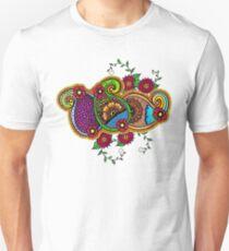 Paisley to the Bone Unisex T-Shirt