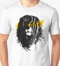 Lion rasta Unisex T-Shirt